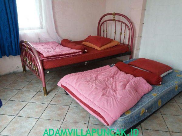 villa tri puncak 7 kamar