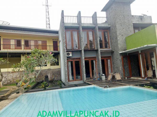 villa agus 9 kamar