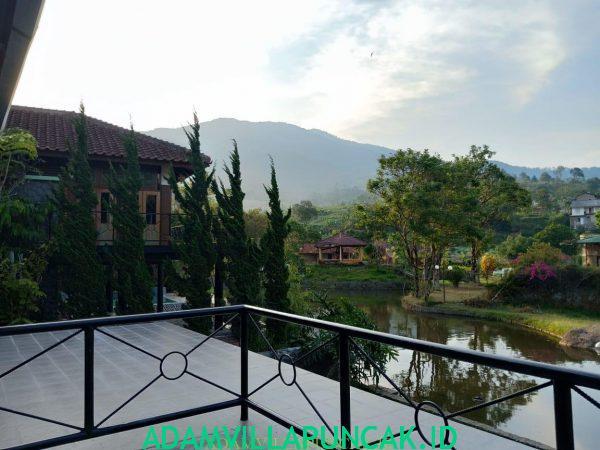 Villa 14, Sewa Villa Di Puncak View Bagus