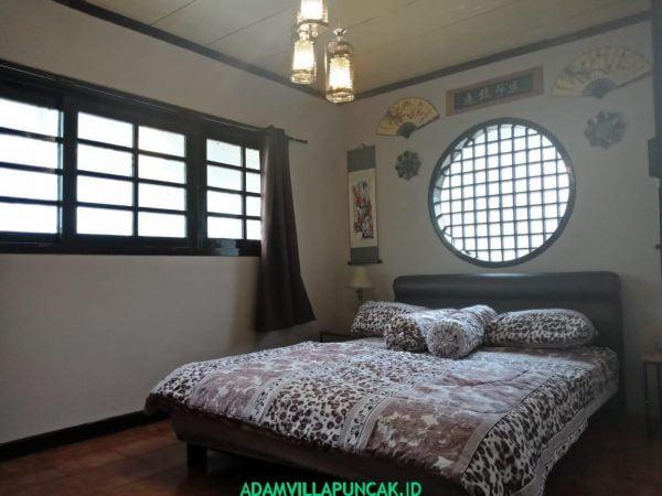Villa Jepang Kota Bunga Puncak 2 Kamar