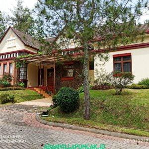Villa Benfika 5 Kamar Kota Bunga Puncak