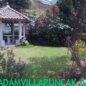 Villa Gede puncak 3 Kamar
