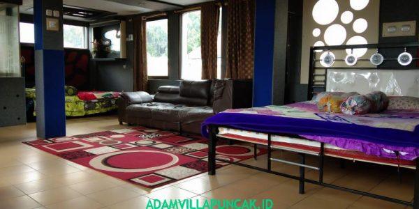 villa ciloto 5 kamar Kolam Renang Pribadi Karaoke