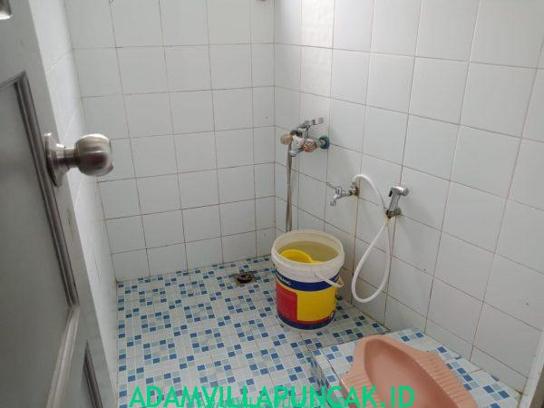 villa dn puncak 6 kamar kolam renang pribadi