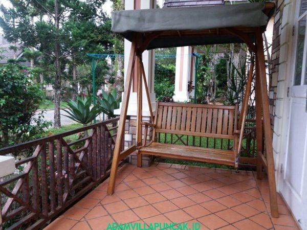 villa indian 2 kamar dekat little venice puncak