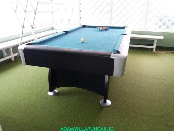 Villa Seruni 4 Kamar Fasilitas Billiard ⋆ Adam Villa Puncak