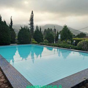 Villa AB 4 Kamar, Kolam Renang, Billiard, View Bagus