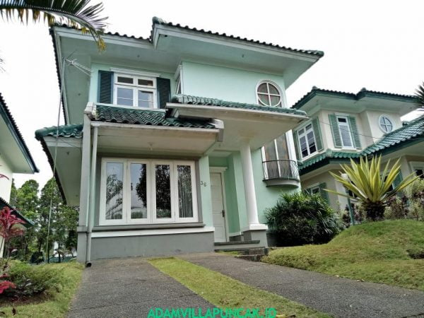 Villa Tretes Puncak 3 Kamar