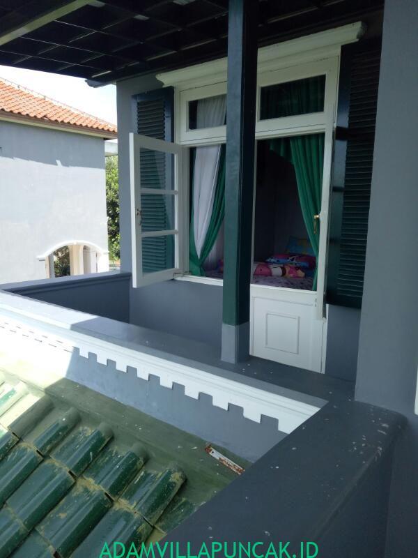 Villa KTM 3 Kamar (Private Pool) Puncak