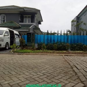 Villa KTM 3 Kamar (Private Pool) Puncak