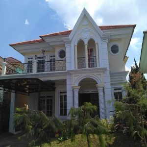 Villa Alaska 4 Kamar, Samping Wisata Little Venice ⋆ Adam Villa Puncak