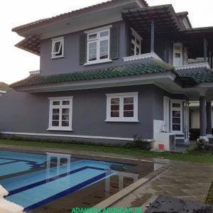 Villa KTM Puncak 3 kamar private pool