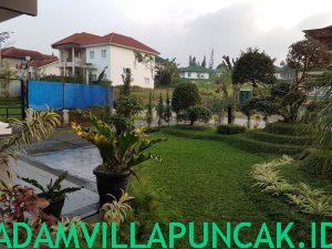 Villa KTM Puncak 3 kamar private pool