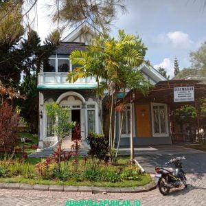 Villa Rivera Puncak 4 Kamar View Danau & Gunung