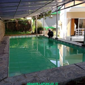 Villa Norwich Puncak 3 Kamar Private Pool