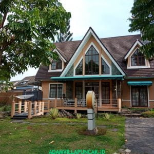 Villa Malibu Puncak 4 Kamar Private Pool