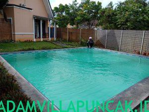 Villa Malibu Puncak 4 Kamar Private Pool