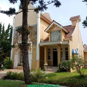 Villa Belanda 4 Kamar Puncak