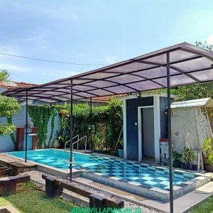 Villa Pa Sukim Cipanas 5 Kamar Private pool