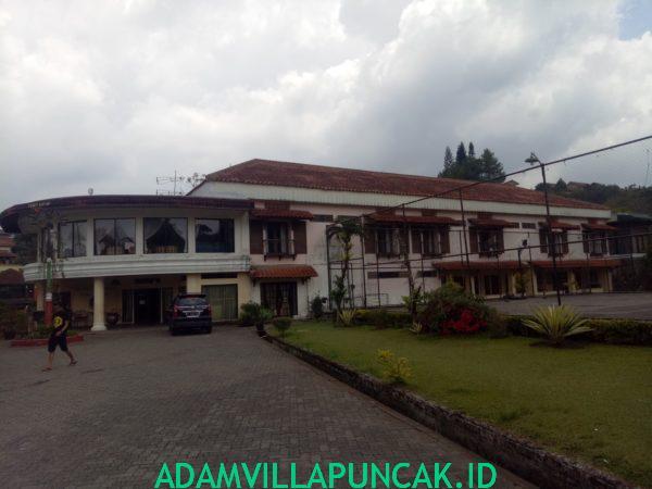Villa Untuk Rombongan Paket Per Orang