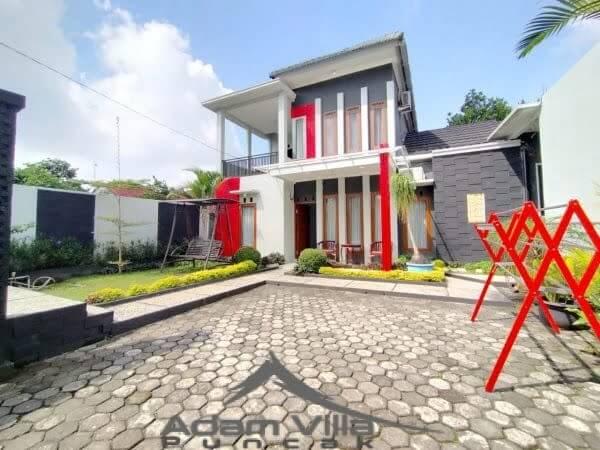 Villa Fahmi1 Cipanas Puncak 4 Kamar Private Pool