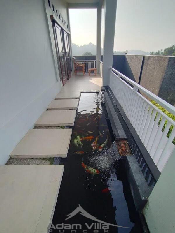 Villa Fahmi2 Cipanas 4 Kamar Tidur Private Pool