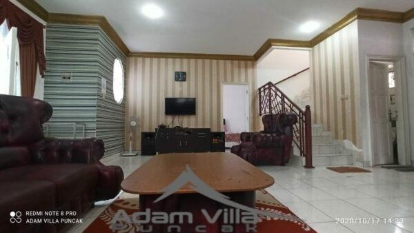 Villa Oxford 3 Kamar Di Little Venice Puncak