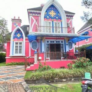 Villa Oxford 3 Kamar Di Little Venice Puncak