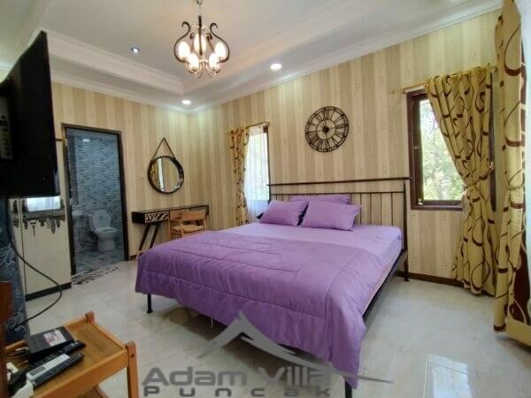 Villa MN Puncak 5 Bedrooms, Private Pool, Karaoke, Billiard & Wifi