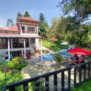 Villa MN Puncak 5 Bedrooms, Private Pool, Karaoke, Billiard & Wifi